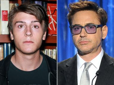 Robert Downey Jr.'s Son Arrested for Cocaine Possession