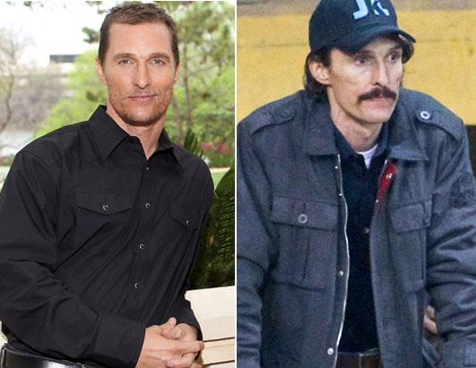 Gaunt McConaughey Dreams About Burgers