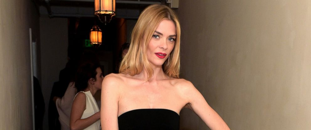 PHOTO: Jaime King attends the Warner Music Group annual Grammy celebration, Feb. 8, 2015 in Los Angeles.