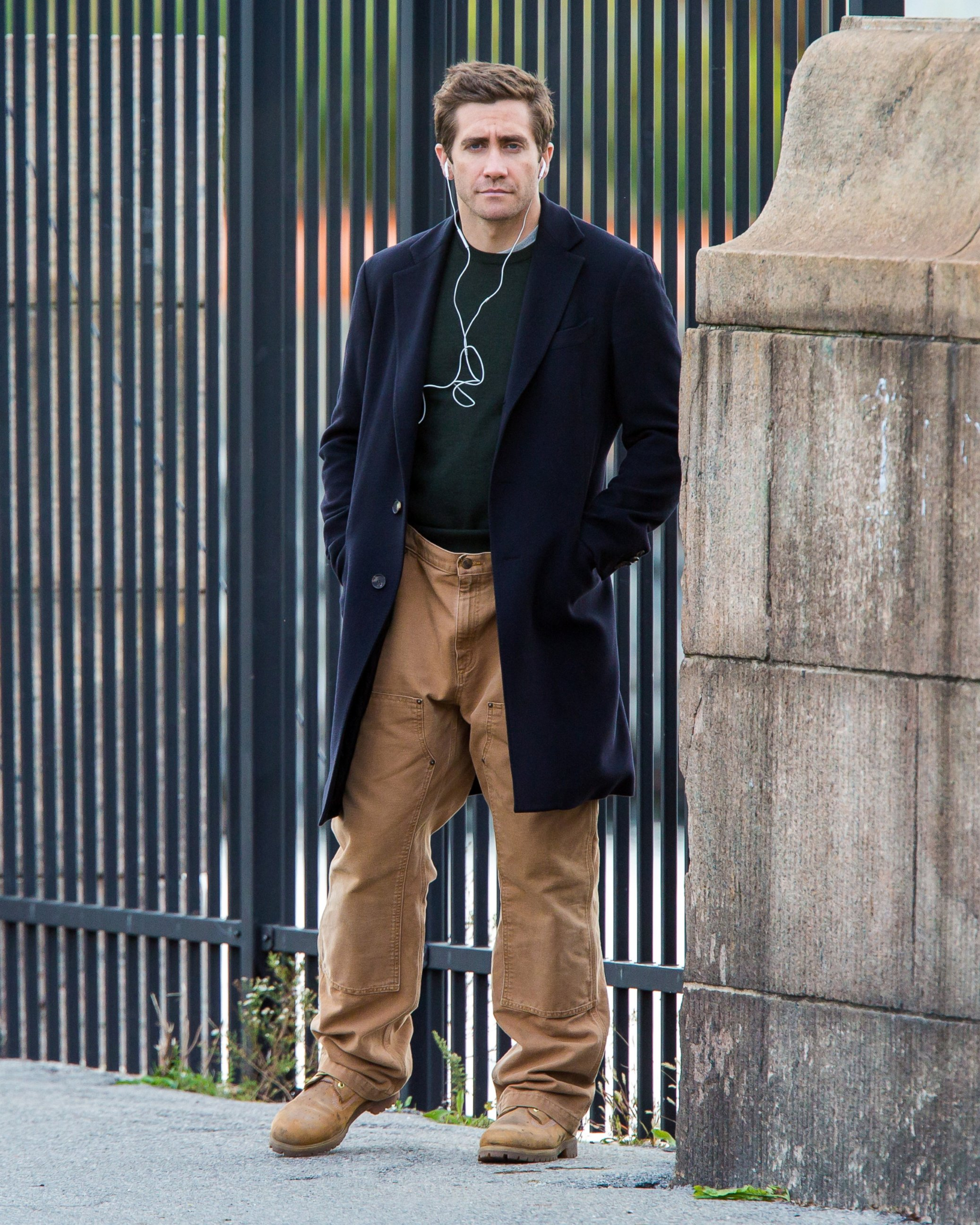 Jake Gyllenhaal Heads Back to Work on a New Film