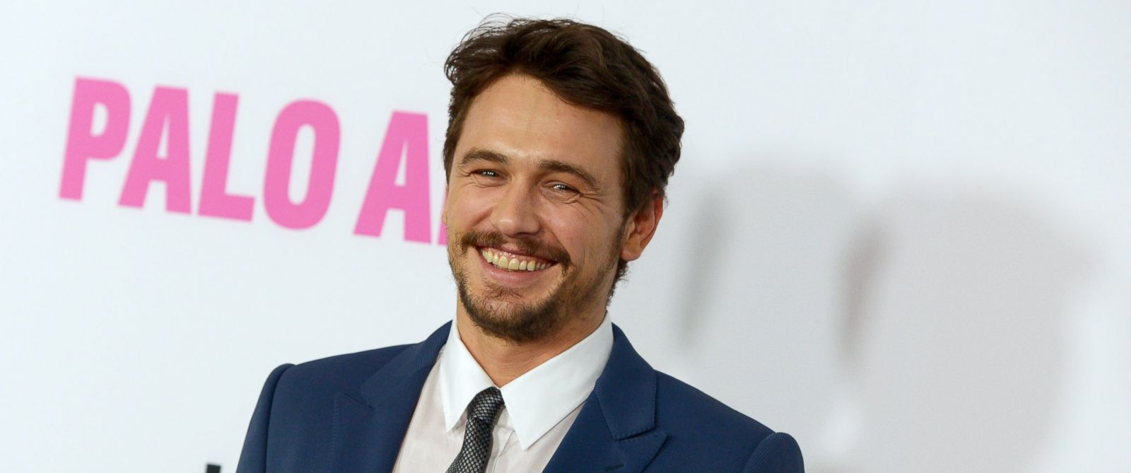 "PHOTO: James Franco attends the premiere of ""Palo Alto"" on May 5, 2014 in Los Angeles, California."