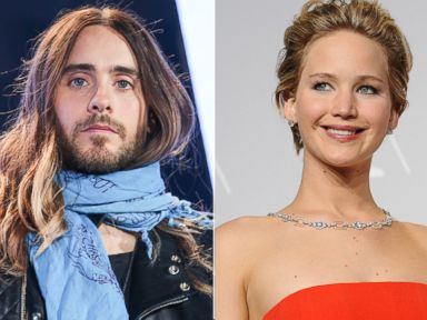 Jared Leto Thinks J.Law's Oscar Falls 'A Bit Of An Act'