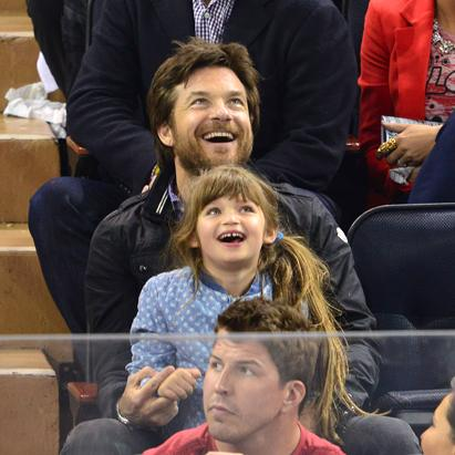 Tom Cruise Cheers at NHL Playoffs