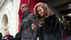 PHOTO: Jay-Z, Beyonce