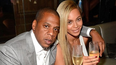 Jay-Z and Beyonce Celebrate 40/40 Club 10th Anniversary