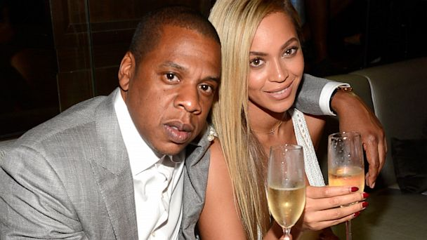 PHOTO: Jay-Z and Beyonce