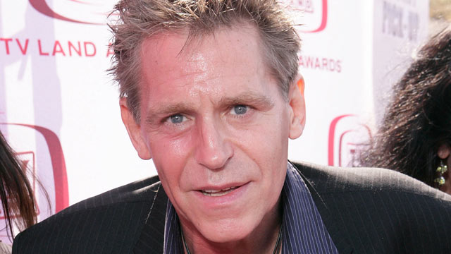 "PHOTO: Actor Jeff Conaway arrives at the 6th annual ""TV Land Awards"" held at Barker Hangar, June 2008, in Santa Monica, Calif."