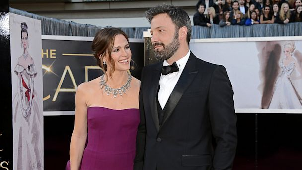 gty jennifer garner ben affleck ll 130916 16x9 608 Jennifer Garner Says Ben Affleck has Real Take on Batman Role