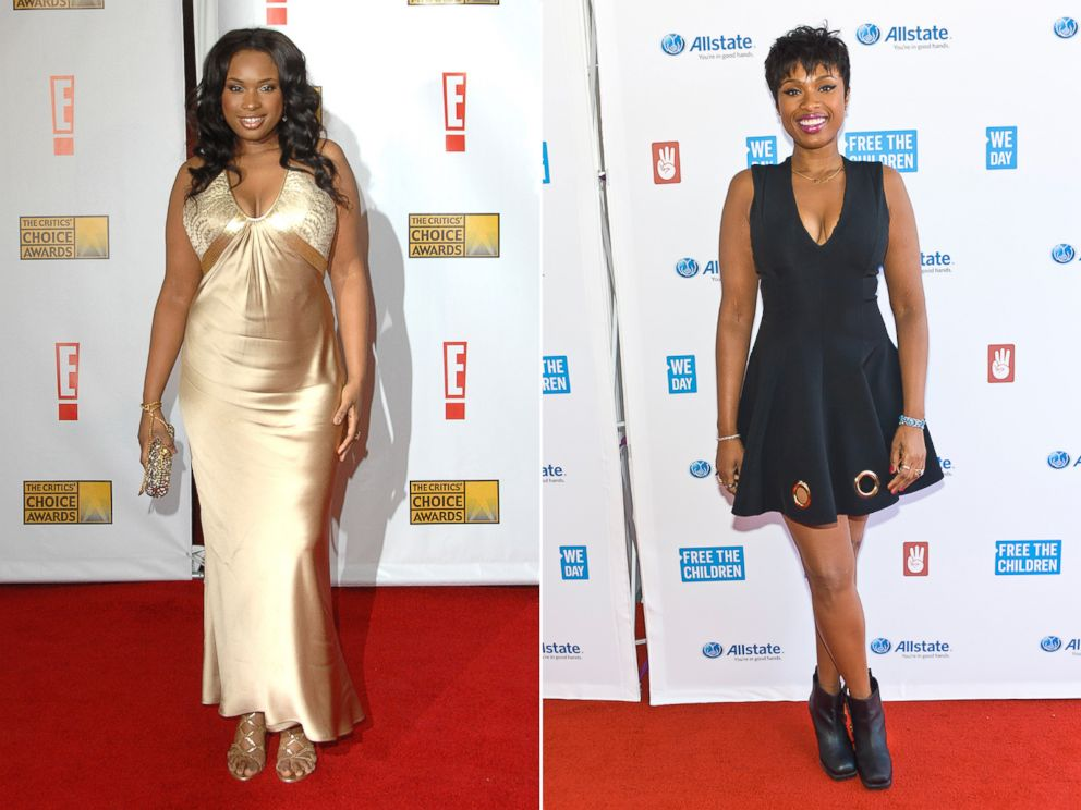 PHOTO: From left, Jennifer Hudson in 2007 and 2015.