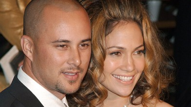 PHOTO: Cris Judd and Jennifer Lopez