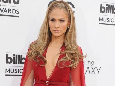 Photos: Jennifer Lopez Goes Risque on the Red Carpet