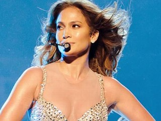 Photos: Fearless JLo Shows Off Figure at 43