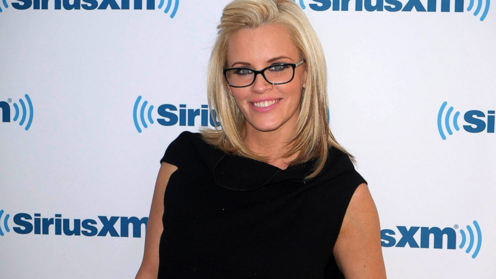 "PHOTO: Jenny McCarthy visits at SiriusXM Studios to promote her new SiriusXM show ""Dirty, Sexy, Funny with Jenny McCarthy"" on July 15, 2014 in New York City."