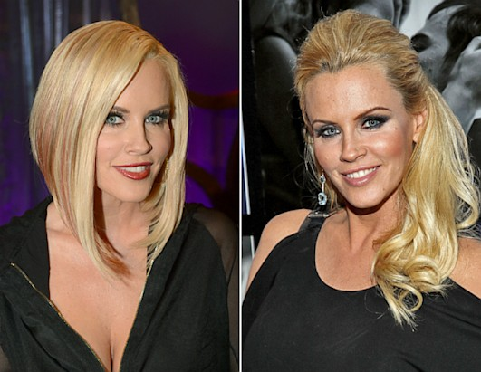 Jenny McCarthy's New Shorter Look
