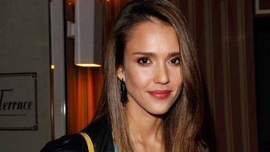 PHOTO: Jessica Alba attends Deborah Lloyd And kate spade new york Host Dinner To Celebrate Brad Goreski's Book Launch at Sunset Tower, March 14, 2012 in West Hollywood, California.
