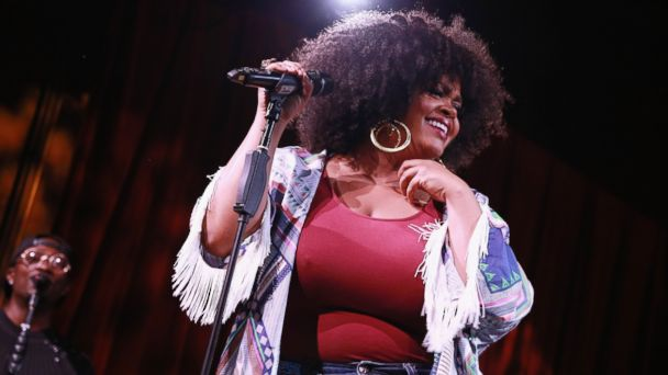 PHOTO: Jill Scott performs on June 30, 2015 in New York.