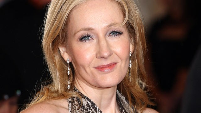 PHOTO: J.K. Rowling attends the 2011 Orange British Academy Film Awards at The Royal Opera House, in this Feb. 13, 2011 file photo in London.