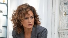 Jennifer Lopez Shoots Scenes as an Undercover Cop