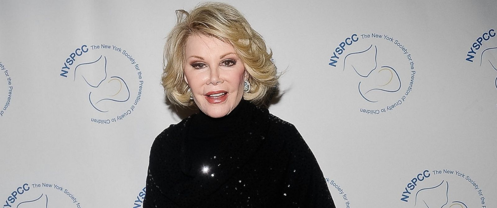 PHOTO: Joan Rivers on November 19, 2013 in New York City.