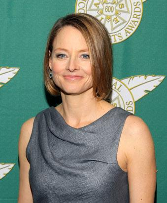 Jodie Foster Fabulous at 50