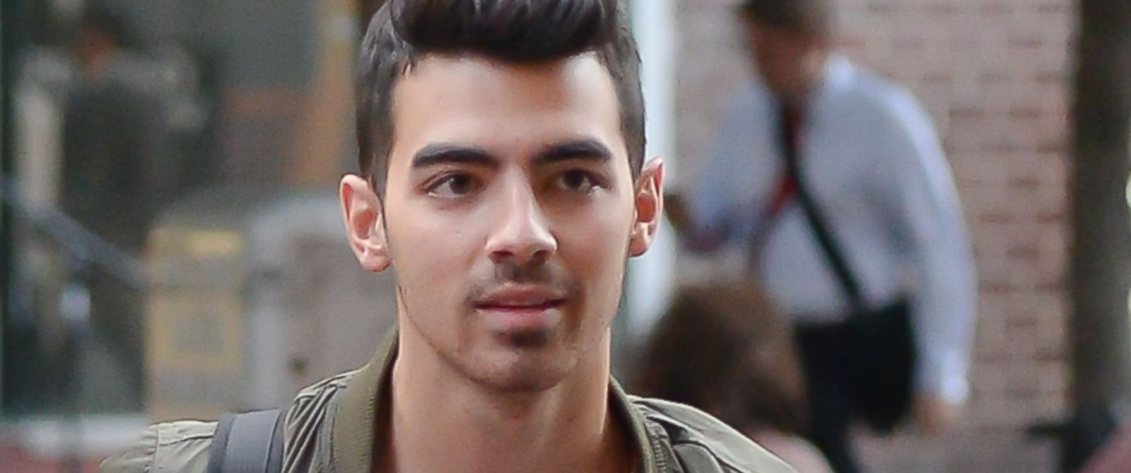 PHOTO: Singer Joe Jonas is seen in Soho on Aug. 7, 2014 in New York City.