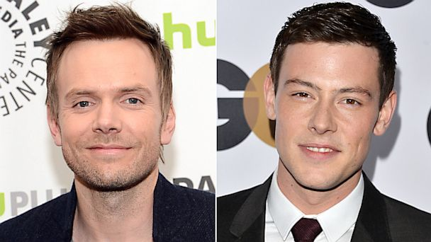 gty joel mchale cory monteith ll 130716 16x9 608 Joel McHale: Cory Monteith Was Always Wonderful to Community Cast