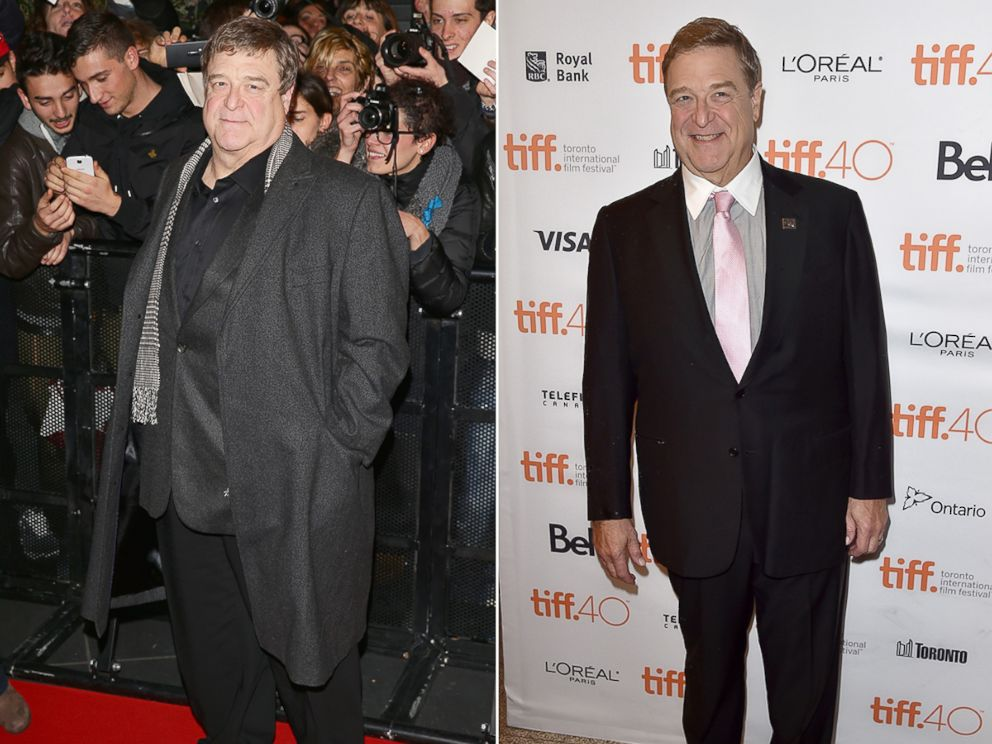 PHOTO: John Goodman attends The Monuments Men Premiere on Feb. 10, 2014 in Milan. John Goodman attends the Trumbo premiere during the 2015 Toronto International Film Festival on Sept. 12, 2015 in Toronto.
