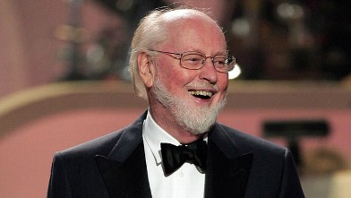 "PHOTO: Conductor John Williams performs at ""Movies Rock"" A Celebration Of Music In Film held at the Kodak Theatre, Dec. 2, 2007 in Hollywood, Calif."