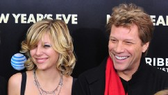 PHOTO: Jon and Stephanie Bon Jovi