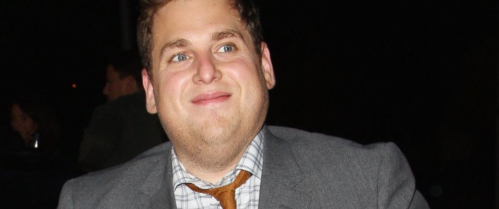 PHOTO: Jonah Hill attends the Late Late show on May 23, 2014 in Dublin, Ireland.