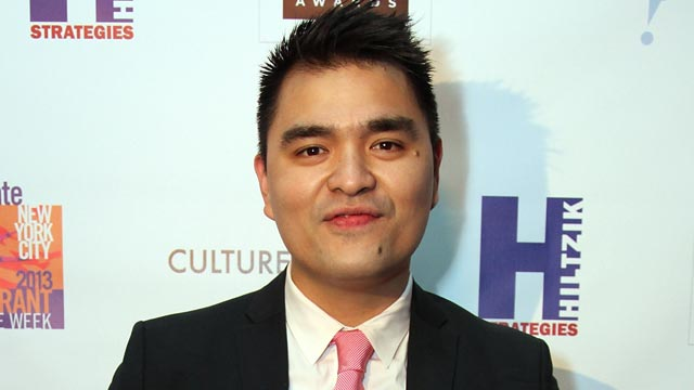 PHOTO: Jose Antonio Vargas attends #UndocumentedNYC, April 22, 2013, in New York City.