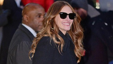 Julia Roberts: Back in the Spotlight