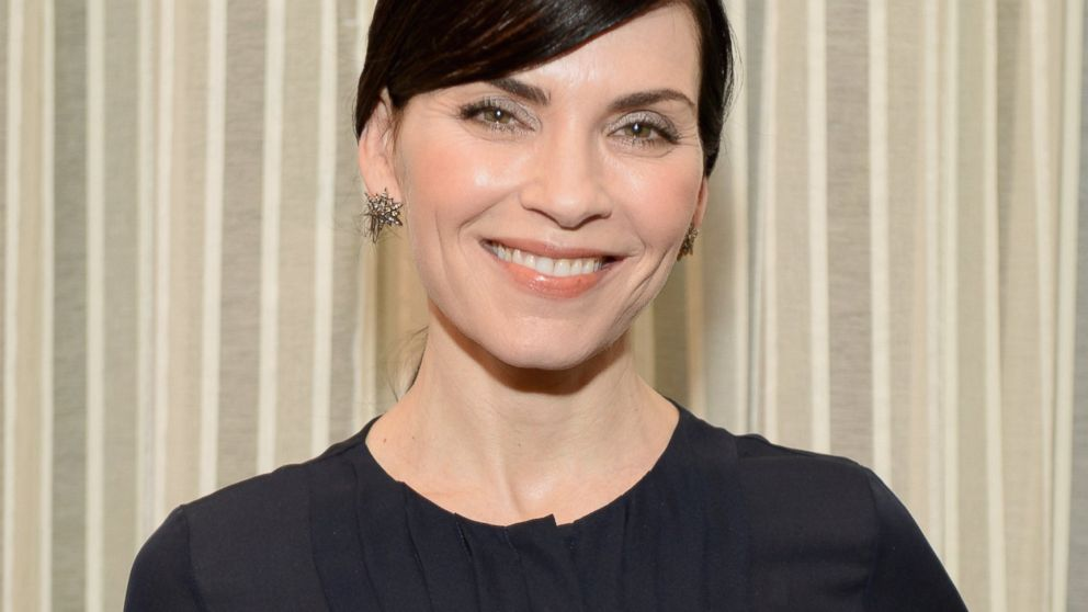 PHOTO: Actress Julianna Margulies attends the AFI Awards Luncheon on Jan. 10, 2014 in Beverly Hills, Calif.