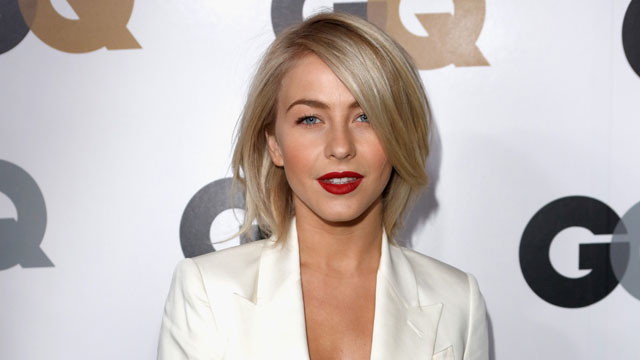 PHOTO: Actress Julianne Hough arrive