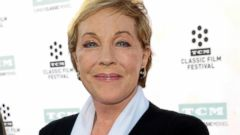 Julie Andrews Attends an L.A. Gala