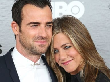 Jennifer Aniston Gushes Over Justin Theroux