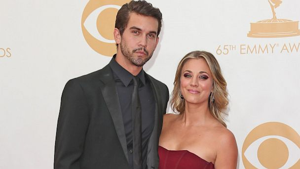 gty kaley cuoco ryan sweeting thg 131001 16x9 608 Kaley Cuoco Says Fiance Fought With Her Night of Engagement