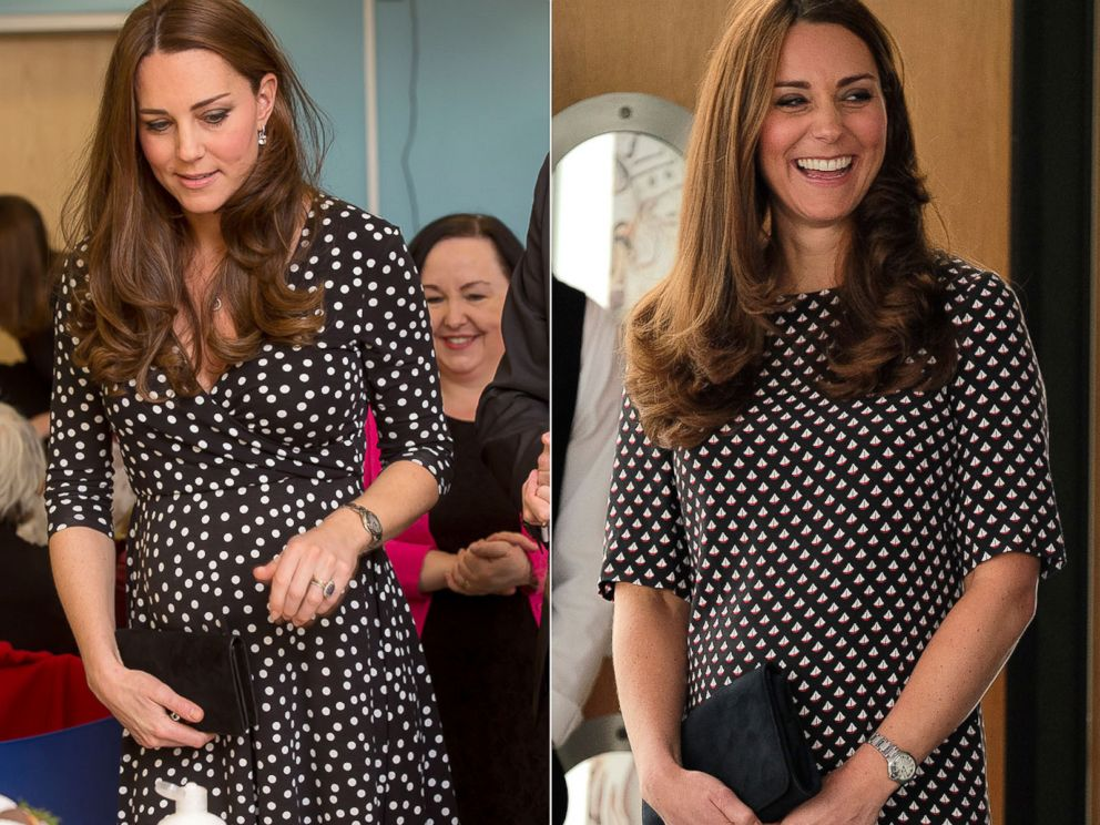 5 Takeaways From Duchess Kate's Maternity Style - ABC News