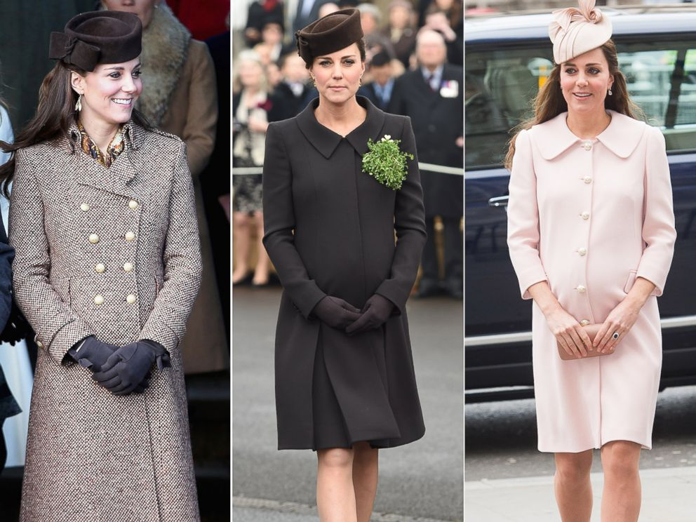 5 Takeaways From Duchess Kate S Maternity Style Abc News