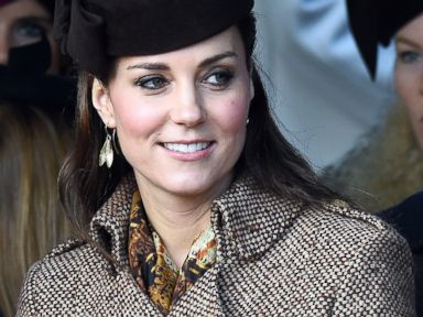 Kate Middleton Looks Radiant on Christmas Day