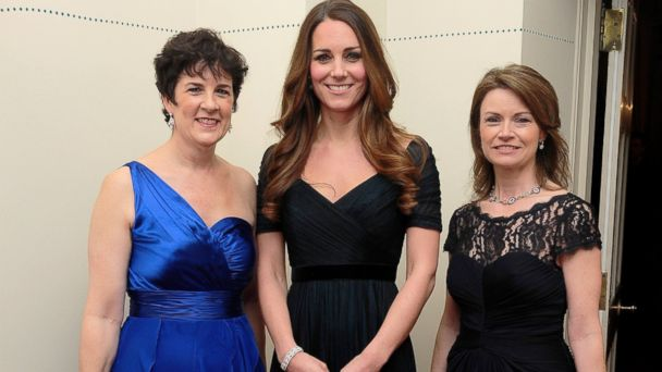 gty kate middleton gala kb 131024 16x9 608 Kate Middleton Dazzles at Charity Gala
