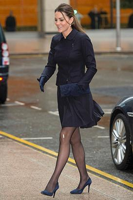Kate Glows At Children's Charity Function