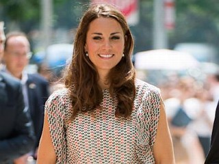 Topless Photos of Duchess Published in Ireland