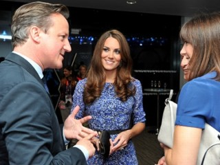 Photos: Kate Middleton Recycles Dress