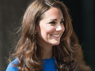Photos: Kate Middleton Wears Olympic-Inspired Necklace