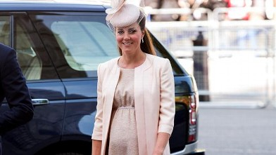 Kate Is 'Mellow' in Yellow
