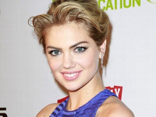 Kate Upton Delivers Bad News to Teen