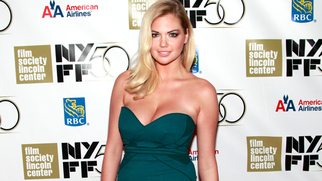 "PHOTO: Kate Upton attends the ""No"" Premiere During The 50th New York Film Festival at Alice Tully Hall on Oct. 12, 2012 in New York City."