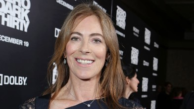 PHOTO: Director/Producer Kathryn Bigelow is seen at Columbia Pictures &quot;Zero Dark Thirty&quot; Premiere at Dolby Theatre on Dec. 10, 2012 in Hollywood.