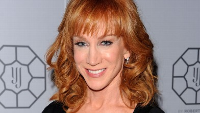 PHOTO: Kathy Griffin attends launch event for the Y&J Multiplicity by Robert Verdi Jewelry Collection presented by Yasmin & Jazmin at The Glasshouses on November 17, 2011 in New York City.